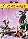Lucky Luke - 35 - Jesse James (wyd. 2017)