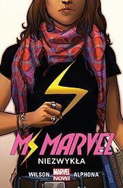 Ms Marvel - 1 - Niezwykła