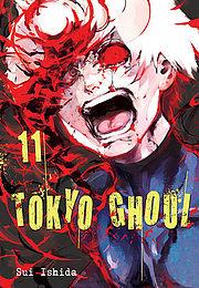 Tokyo Ghoul - 11