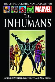 Wielka Kolekcja Komiksów Marvela - 109 - Inhumans
