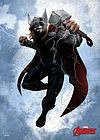 Plakat Thor - Marvel Dark Ediotion 112 M.