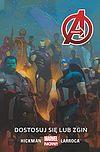 Avengers - 5 - Dostosuj się lub zgiń.