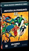 Wielka Kolekcja Komiksów DC Comics - 15 - Amerykańska Liga Sprawiedliwości: Rok Pierwszy część 1.