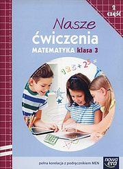 Nasze ćwiczenia 3 Matematyka. Część 2