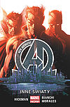New Avengers - 3 - Inne światy.