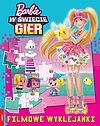 Barbie w świecie gier Filmowe wyklejanki.