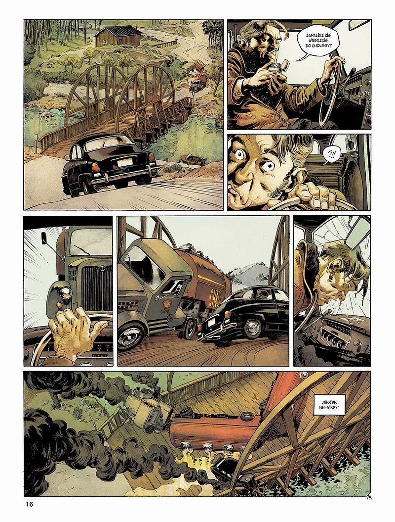 Strona komiksu Millennium tom 1 - Mężczyźni, którzy nienawidzą kobiet
