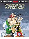 Asteriks - Dwanaście prac Asteriksa (wyd. II).