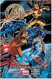 New Avengers - 4 - Doskonały świat