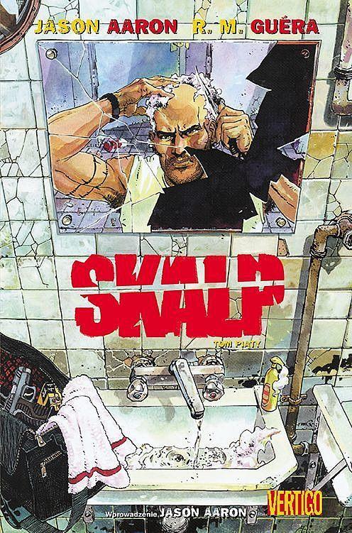 Okładka komiksu Skalp tom 5