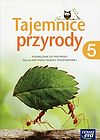 Janina Ślósarczyk i inni. Tajemnice przyrody 5 Podręcznik.