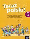 Anna Klimowicz. Teraz polski! 5 Podręcznik do kształcenia literackiego, kulturowego i językowego.