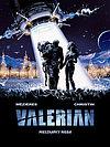 "Valerian - ""Mieszkańcy nieba"" Krótkie historie i atlas."