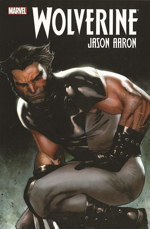 Okładka komiksu Wolverine by Jason Aaron tom 1