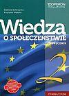 Elżbieta Dobrzycka, Krzysztof Makara. Wiedza o społeczeństwie 2 Podręcznik.