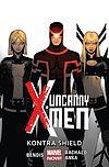 Uncanny X-Men - 4 - Kontra SHIELD.