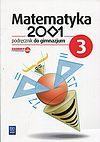 Anna Dubiecka i inni. Matematyka 2001 3 Podręcznik.