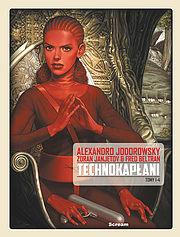 Technokapłani - wyd. zbiorcze tom 1