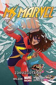 Miss Marvel - 3 - Zdruzgotana