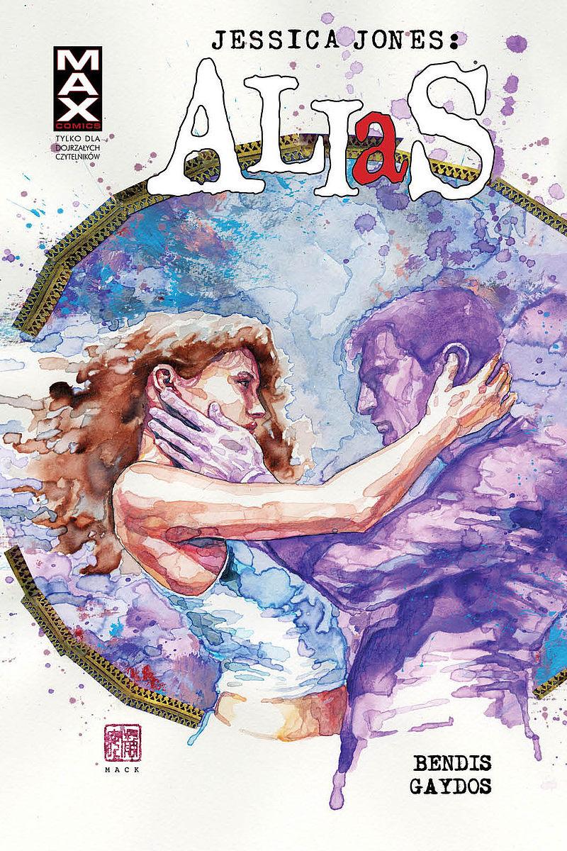 Okładka komisu Jessica Jones: Alias tom 4