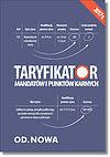 Taryfikator mandatów i punktów karnych.