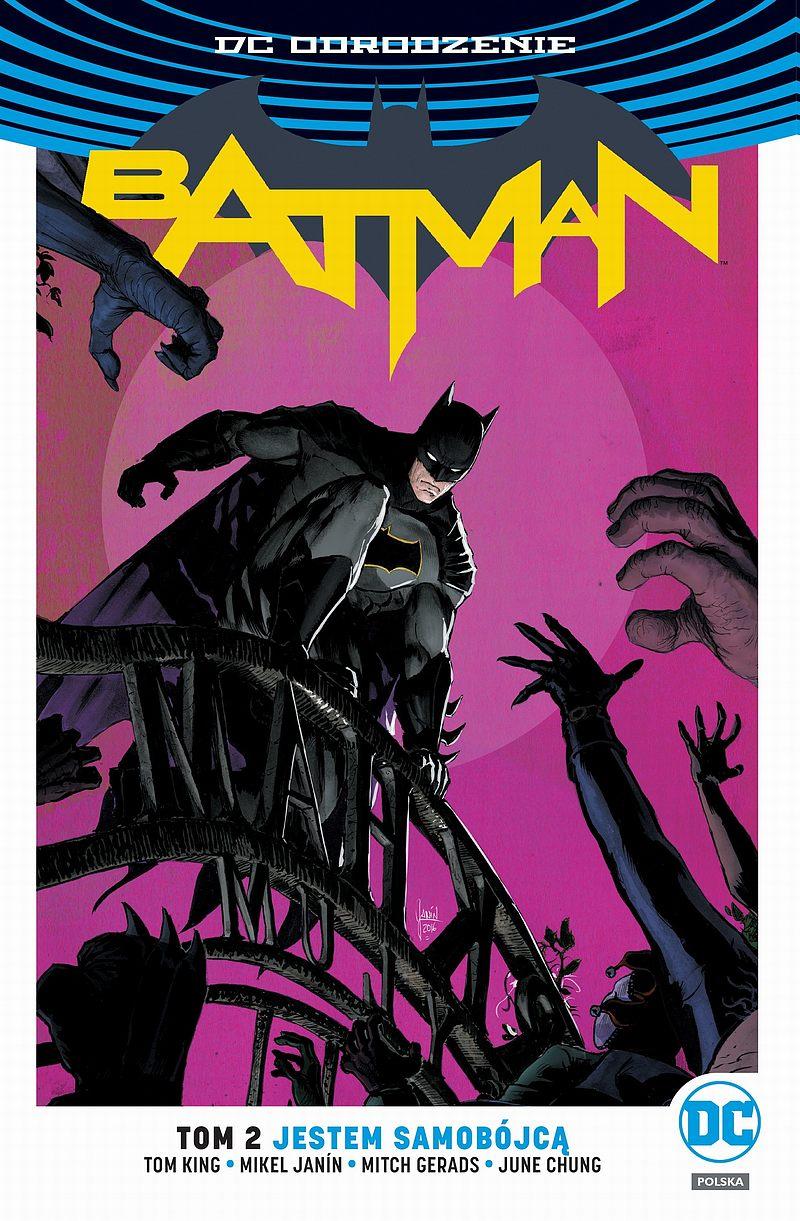 Czy batman i catwoman się łączą