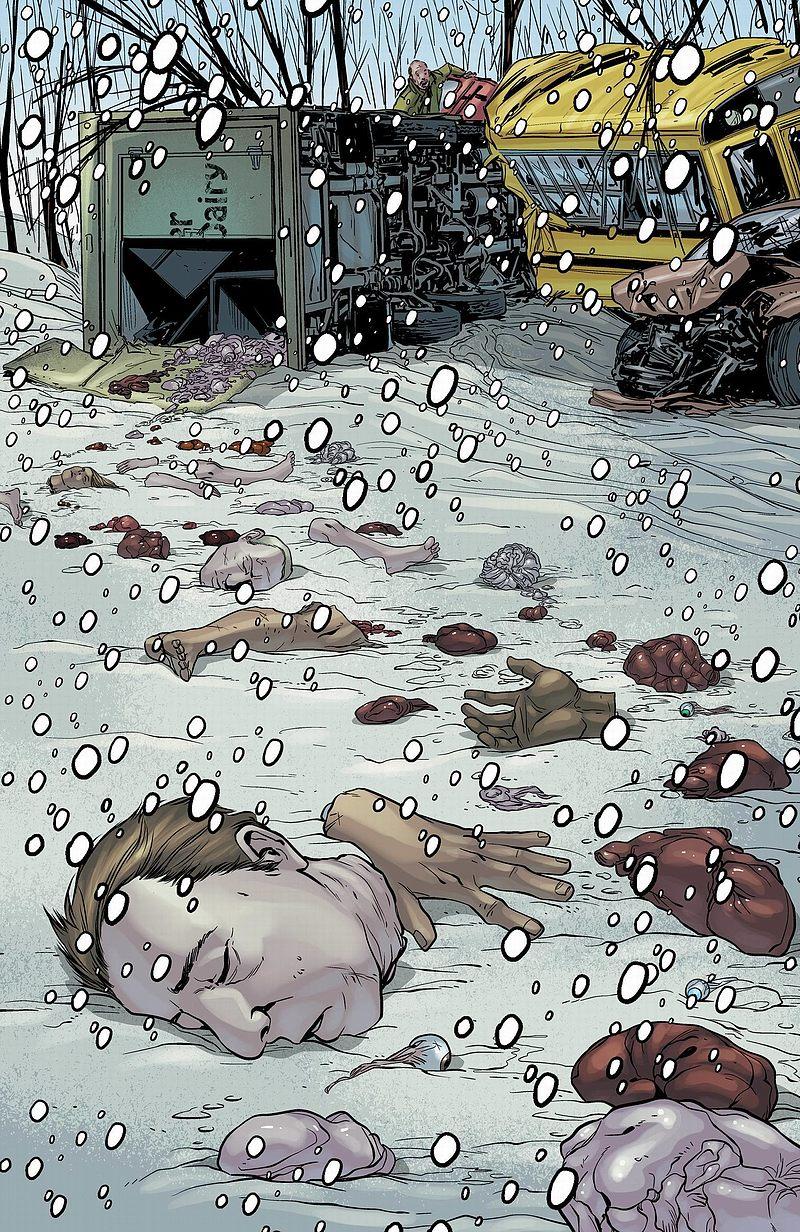 Strona komiksu Odrodzenie tom 2 - Życie ma sens