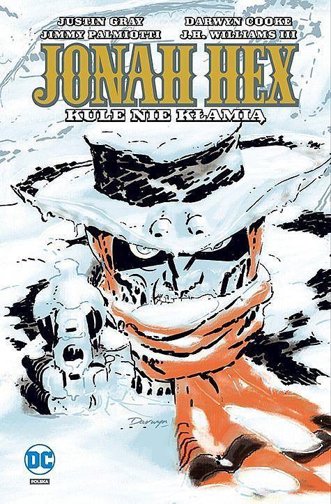 Okładka komiksu Jonah Hex - Kule nie kłamią