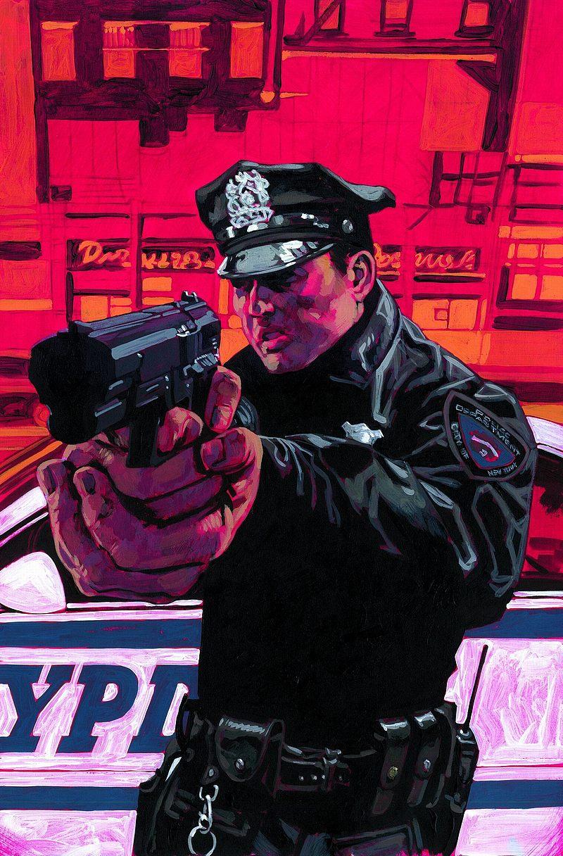 Strona komiksu Zabij albo zgiń tom 2