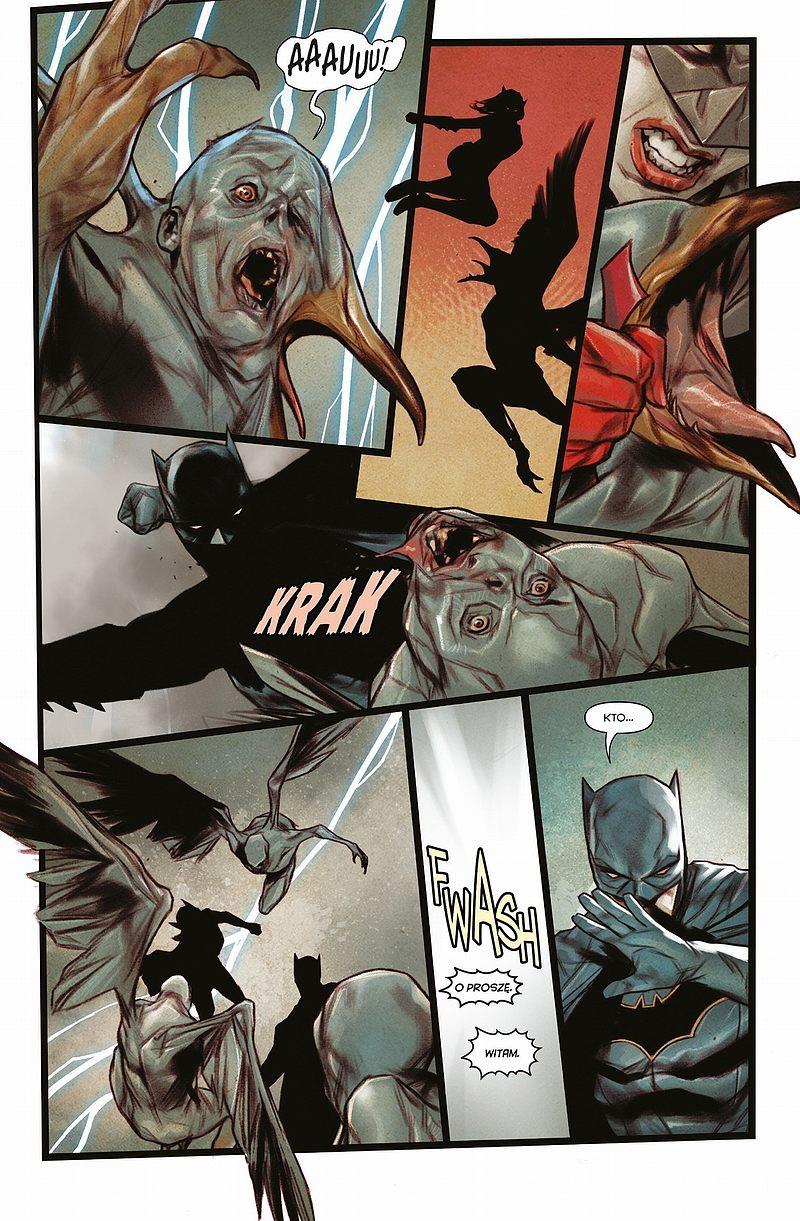 Strona komiksu Batman - Detective Comics tom 2 - Syndykat ofiar