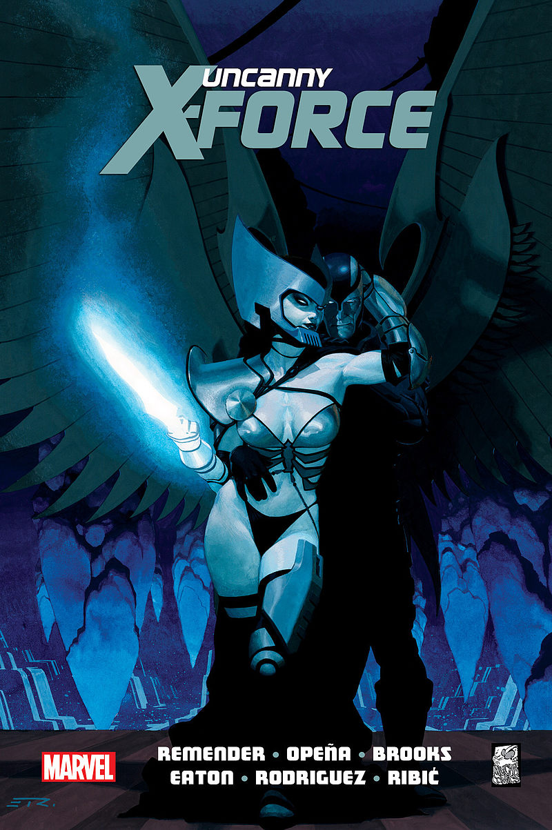 Okładka komiksu Uncanny X-Force tom 2 - Era Archangela
