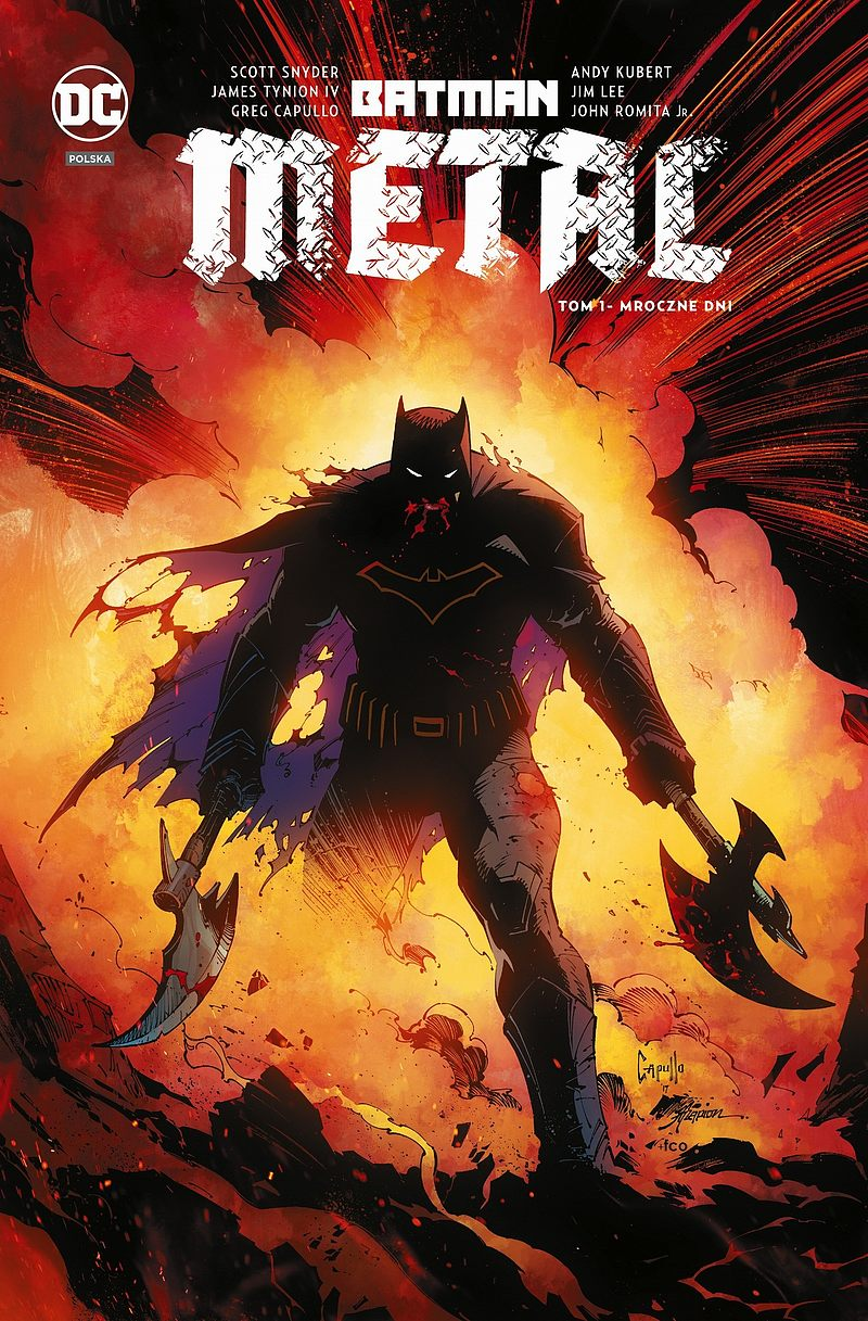 kojarzy się z Batmanem